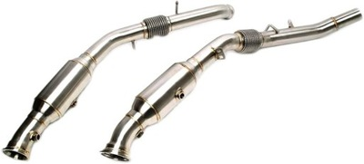 MERCEDES GLE W166 M276 Downpipe TA TECHNIX