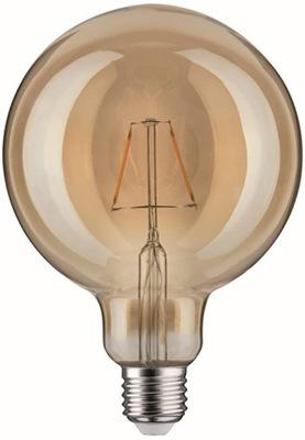 Żarówka Paulmann G125 2,5W Filament VINTAGE 1700k