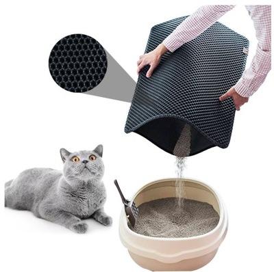 коврик для кота под кювету