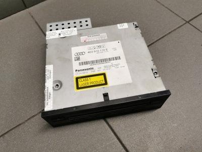 ЧЕЙНДЖЕР DVD AUDI A8 D3 4E0035110A 4E0910110E