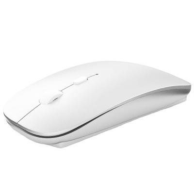 Bezprzewodowa mysz Ultra Slim myszka optyczna Mac