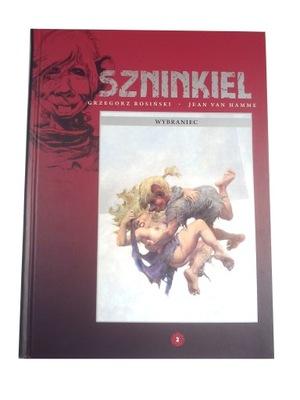 SZNINKIEL HACHETTE 2. WYBRANIEC