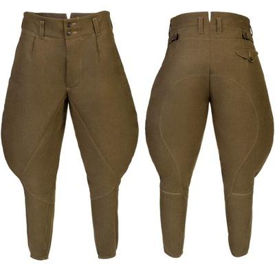 Spodnie bryczesy OFICERSKIE wz.36 z karwaszami