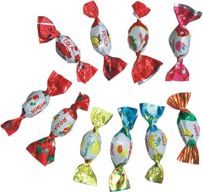 Minisie, конфеты, соки 1 кг GIBAR