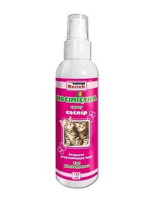 Кошачья мята препарат przywabiający для кота 125ml