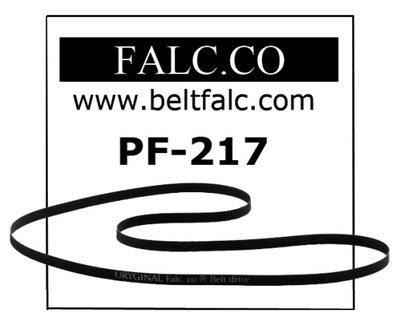 NOWY PASEK NAPĘDOWY FIRMY FALC 682 x 5 x 0,5 mm