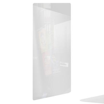ПЛЕКСЛИГЛАС PLEXA ОРГСТЕКЛО 68x125 см защитная бесцветная