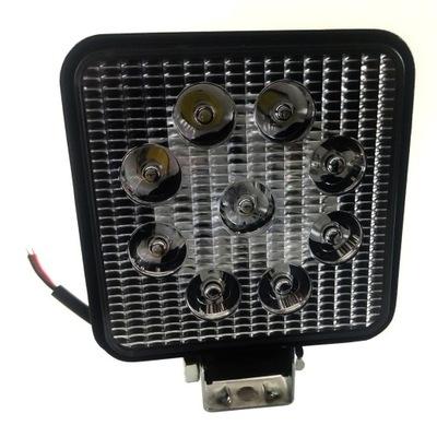 Светодиодная рабочая лампа 9 СВЕТОДИОДОВ Галоген 27W 9-32V прожектора