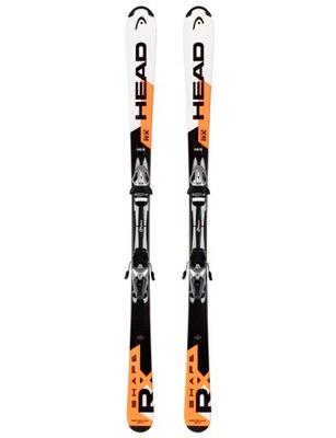 Narty męskie Head Shape RX + Tyrolia SX 10 163cm
