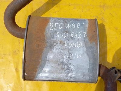 ГЛУШИТЕЛЬ SROD+KONC.AUDI A4 B7 2,0TDI УНИВЕРСАЛ 8E0119AT