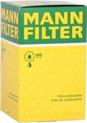 Filtr paliwa Mann Filter WK 5015 z