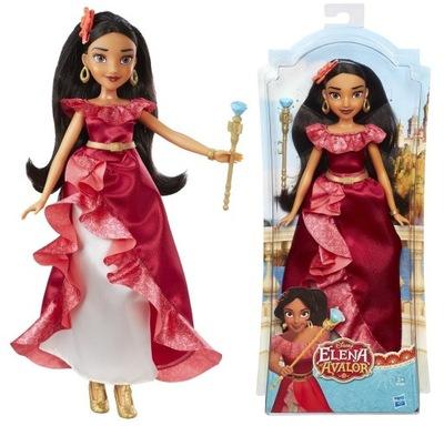 ELENA Avaloru Bábika B7369 Disney Princezná