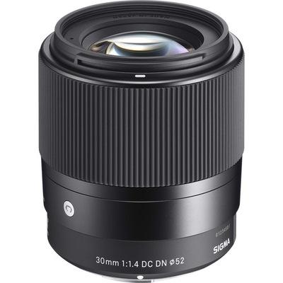 Obiektyw Sigma C 30 mm f/1,4 DC DN Sony E nowy gw