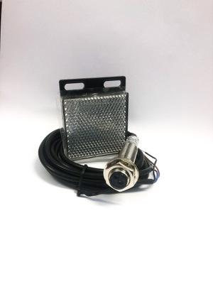 Czujnik fotoelektryczny G12-3B1PA PNP NO z lustrem