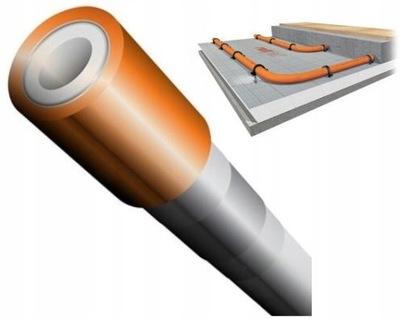 Potrubie Purmo pre podlahové kúrenie PEX, 17 mm