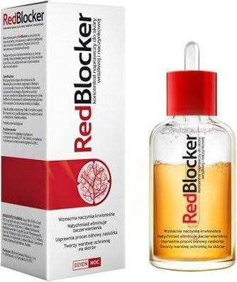 Redblocker koncentrat naprawczy do skóry wrażliwej
