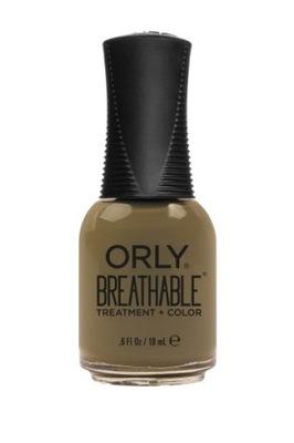 ORLY Breathable - lakier z odżywką Don't Leaf Me