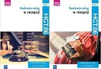 Realizacja usług w recepcji kpl cz. 1 i 2 HGT.06