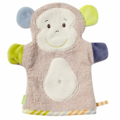 Myjka Frotte do Kąpieli Małpka Małpka i osiołek