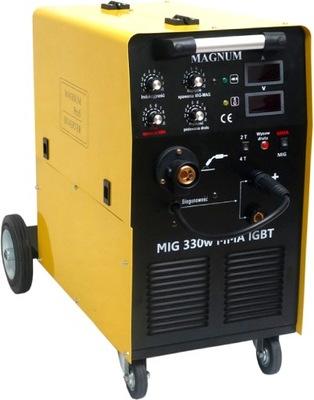 Spawarka MIGOMAT MAGNUM MIG 330 MMA IGBT 400V