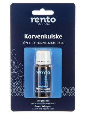 запах аромат сауны Rento Сосна ??? ??? лесной
