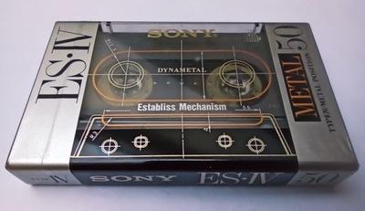 SONY ES-IV 50 Metal 1991r NOWA 1szt.