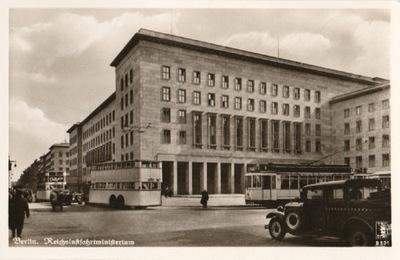 БЕРЛИН. REICHSLUFTFAHRTMINISTERIUM. 1940. РИС.