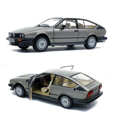 Alfa Romeo Gtv 6 1984 Solido 1 18 Bcm Nowosc 7921239124 Oficjalne Archiwum Allegro