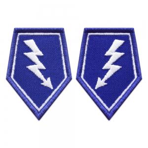 POLICJA Korpusówki Służba Kontrterrorys. niebieski