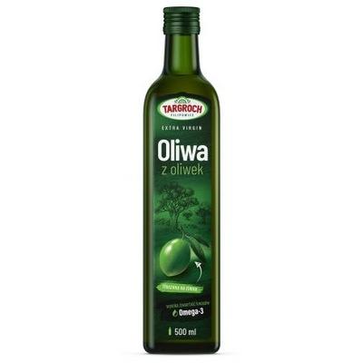 Targroch instagram масло оливковое  экстракласс 500 мл