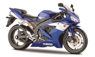 Motocykl MAISTO Yamaha YZF-R1 31101 1/12