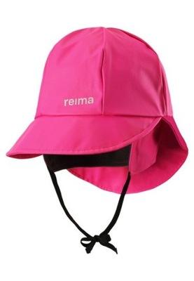 Kapelusz przeciwdeszczowy Reima Rainy Różowy 52