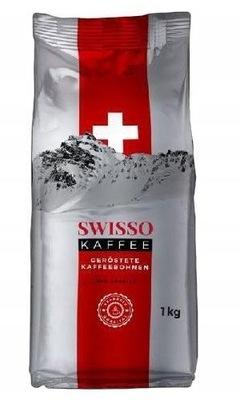 Swisso Kaffee 1кг кофе ? зернах 100 % Арабика DE