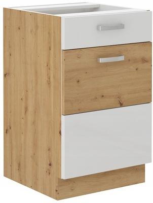 ARTEO шкаф кухонная ящик 50 см | 5 цвета
