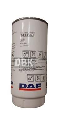FILTRO COMBUSTIBLES DISTRIBUIDOR DAF CF XF 1433649