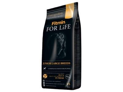 FITMIN FOR LIFE JUNIOR LARGE 15KG