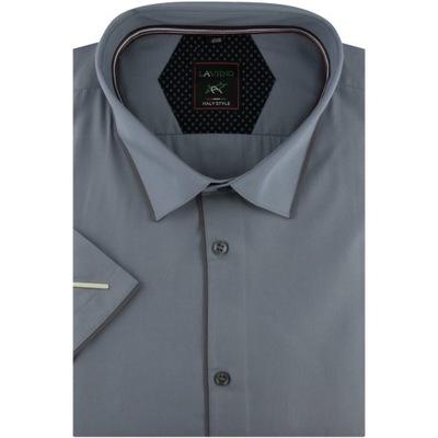 Duża Koszula Męska Elegancka Duże rozmiary N353
