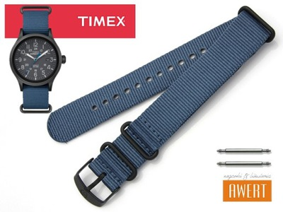 TIMEX pasek do zegarka TW4B04800 NATO +T20mm