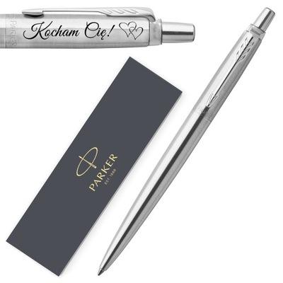 Długopis Parker Jotter CT z GRAWEREM GRATIS
