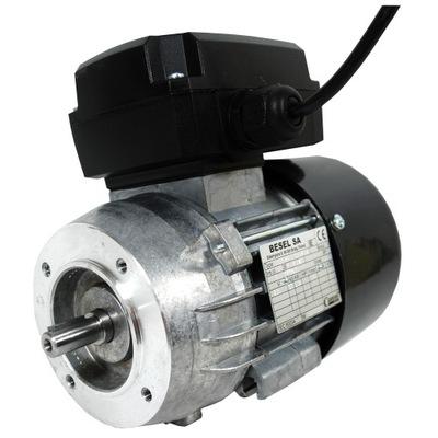 Napájací motor SEMKH63-4B2 0,12 KW P / L BESEL