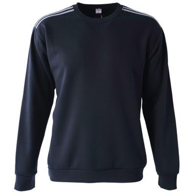 Duża bluza męska ocieplana duże rozmiary 5XL / 6XL