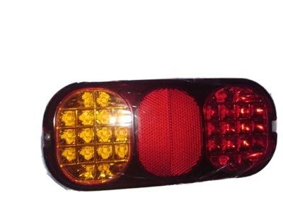 ФАРА ЗАДНЯЯ LED (СВЕТОДИОД ) JCB 3CX 4CX L/P 700/50018