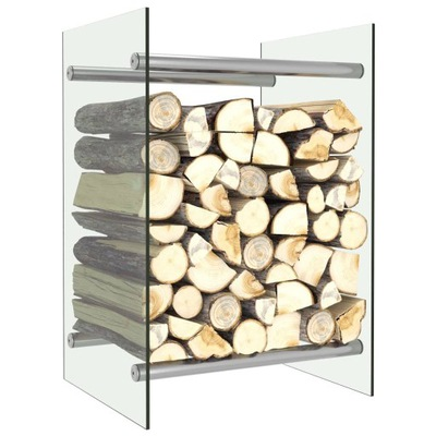 j9k stojan na palivové drevo, 40x35x60 cm, sklo