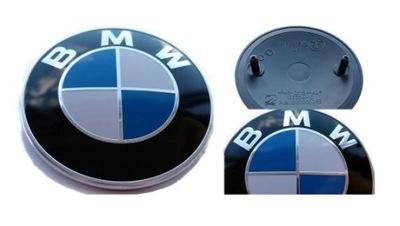 ZNACZEK NOWY BMW X5 E53 MASKA autoryzow. NIEMIECKI