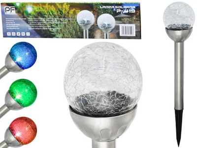 instagram лампа RGB 1LED лампа стекло ??? P-419