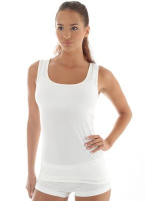 Koszulka damska merino BRUBECK Comfort Wool M