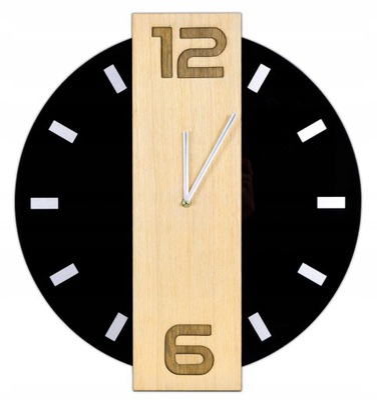 БОЛЬШОЙ часы СТЕНУ 50 СМ ?????????? современный
