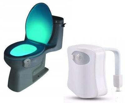 instagram УНИТАЗ туалет LED лампа 8