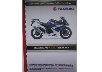 SUZUKI GSX-R 1000 K6 ИНСТРУКЦИЯ GSX-R 1000K6