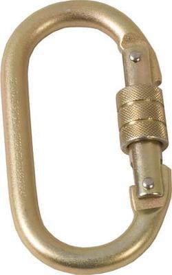 Karabińczyk stalowy zakręcany 840004 Irudek